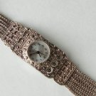 Nicol Pierre  Marcasite Watch 7-Strand Chain Band Elegant Jewelry