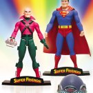 Superman and Lex Luthor