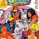 Justice League Europe Comic Book