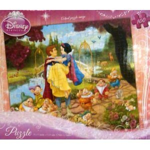 Disney Snow White and the Seven Dwarfs Puzzle