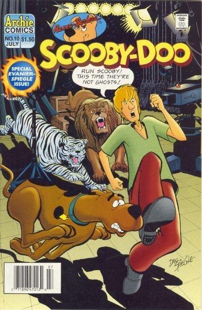 Archie Comics Scooby Doo No. 10