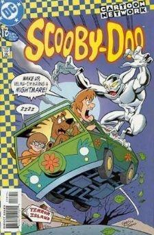 DC Comics Scooby Doo No. 18