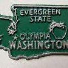 Washington Evergreen State Magnet