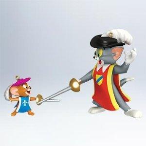 Tom and Jerry Hallmark Ornament