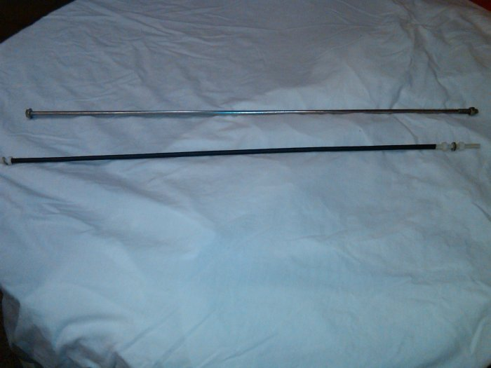 Replacement Hayward DEX6000R Retainer Rod
