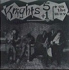 Knights 5 + 1 - On the Move (LP)