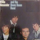 Willie Alexander and the Boom Boom Band - Willie Alexander and the Boom Boom Band (LP)