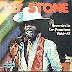 Sly Stone - Recorded In San Francisco 1964-67 (LP)