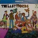 Last Words - Last Words (LP)