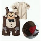 Kids T-shirt + Bib Pants