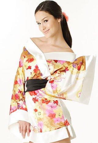 Kimono Girl Costume/Robes Code: YS8158