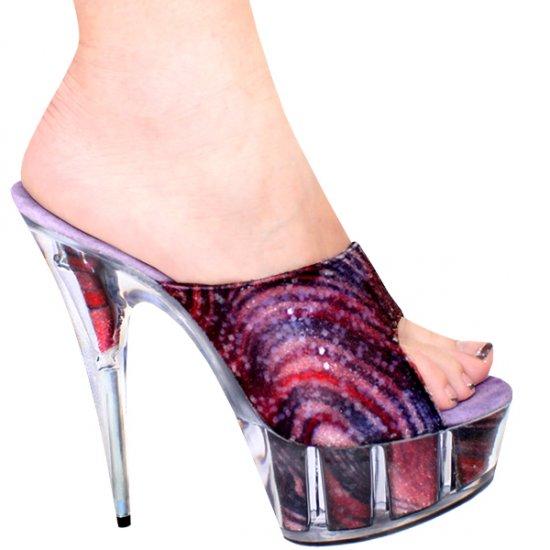 """Karo As Shown Style: 0570-6"""" Heel"""