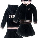 Chelsea's Corner 2 Piece Girls Skirt Set