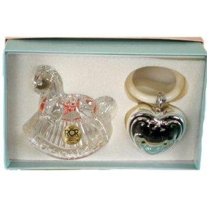 Silver Treasures - 2 Pc Gift Set