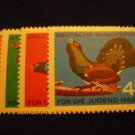 Germany # B404 - B407 MNH FREE Shipping in the U.S.