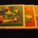 Germany # B384-B387 MNH