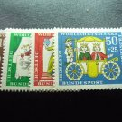 GERMANY B418-B421 MNH FREE SHIPPING in the U.S.