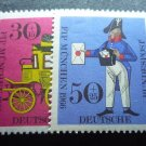 GERMANY B416-B417 MNH FREE SHIPPING in the U.S.