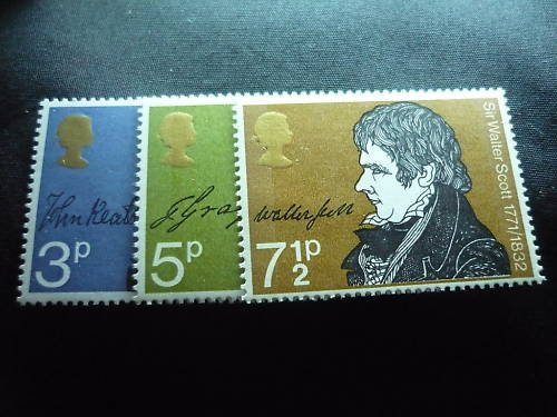 GB 651-53 MNH FREE SHIPPING in the U.S.