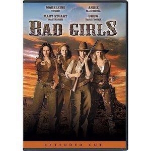 Bad Girls Marty Stuart Extended Cut DVD
