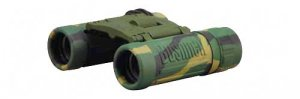 Bushnell Powerview 8x21 Roof Prism Binoculars Camouflage