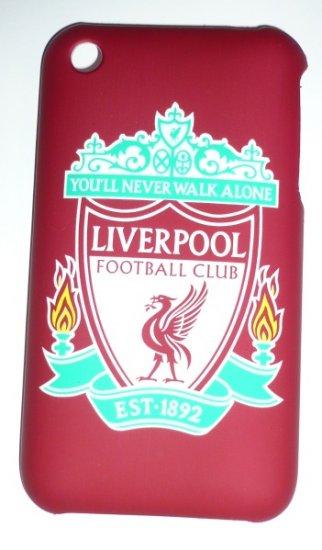 Liverpool iPhone Cover Case Casing Plastic 3G 3GS