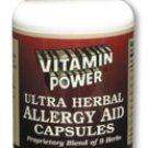 Herbal Allergy Aid Capsules 90 Count