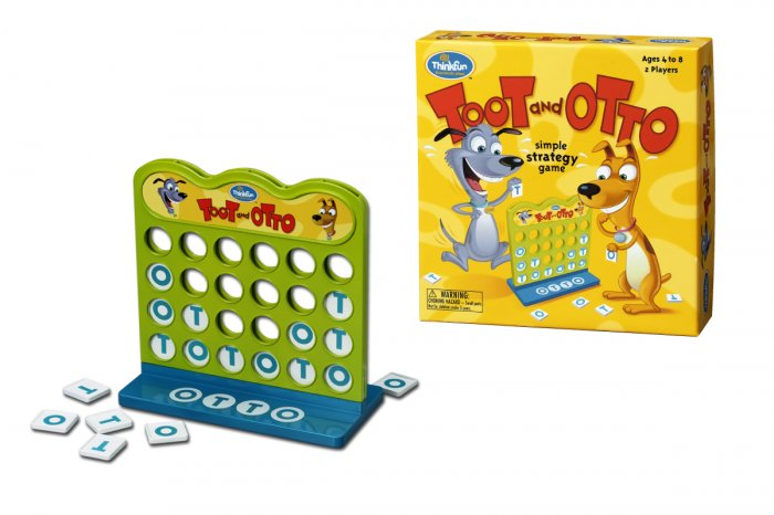 Toot & Otto Game by Thinkfun FREE USA SHIPPING!
