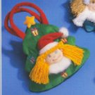 Russ Berrie Warm & Toasty Velour Christmas Tree Purse FREE USA SHIPPING!!!