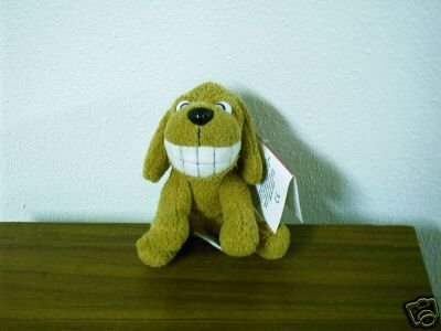 Russ Berrie Luv Pets - Grinnies - Plush Puppy FREE USA SHIPPING!!!