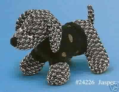 Russ Berrie Debonair Dogs Collection - Jasper Dalmatian Small