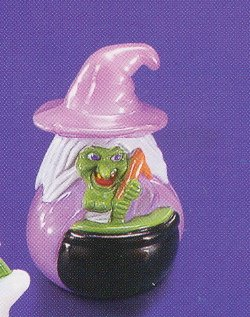 Russ Halloween - Blinking Wobble Party Favor Toy - Witch LIQUIDATION CLEARANCE SALE!!!
