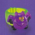 Russ Berrie Halloween Happy Hauntings Ring - Bat - FREE USA SHIPPING!