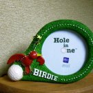 Russ Berrie Hole in One Golf Collection Photo Frame - Birdie FREE USA SHIPPING!