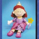 Russ Make A Wish Princess Velour Doll - FREE USA SHIPPING!