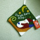 Russ Berrie Christmas - Moments of Wonder Santa  Hot Pad FREE USA SHIPPING