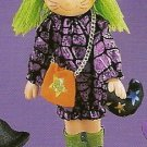 Russ Halloween Happy Hauntings Bobble Girl - Boo Cat Costume - FREE USA SHIPPING!!