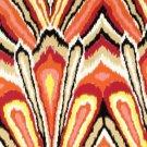 SCHUMACHER Peacock Print - Punch