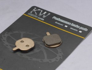 10 PAIRS  NZKW SINTERED DISC BRAKE PADS FIT HAYES MX2 MX3 MX4 SOLE GX LONG LIFE