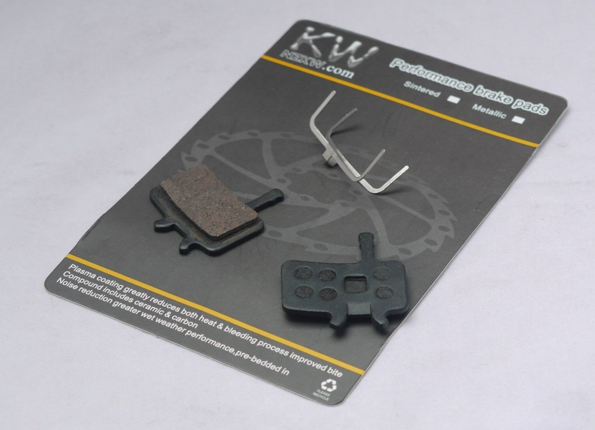 NZKW DISC BRAKE PADS AVID BB7 JUICY 3 5 7 Ultimate FREE SHIPPING