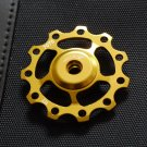 CNC WORK JOCKEY WHEEL SUPER LIGHT 1 pc  GOLD  KCNC OEM