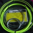 JAGWIRE HOUSING CABLE BRAKE SHIFTER COMPLETE KIT MERIDA GREEN FOR SHIMANO SRAM