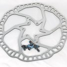 ONE PC STAINLESS DISC BRAKE ROTOR SUIT AVID HAYES SHIMANO PROMAX 180MM 112g ONLY