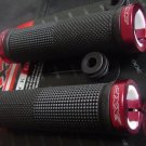 XXF DOUBLE SIDE LOCK ON GRIPS NEW IN PACK RED