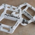 XPEDO XMX24MC MAGNESIUM PLATFORM PEDALS 243g MTB BMX DH NEW IN RETAIL BOX WHITE