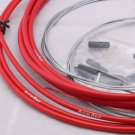 JAGWIRE SHIFTER GEAR DERAILLEUR HOSE HOUSING CABLE KIT MTB ROAD BIKE RED