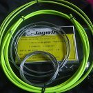 JAGWIRE HOUSING CABLE BRAKE SHIFTER COMPLETE KIT SHIMANO AVID SRAM MERIDA GREEN