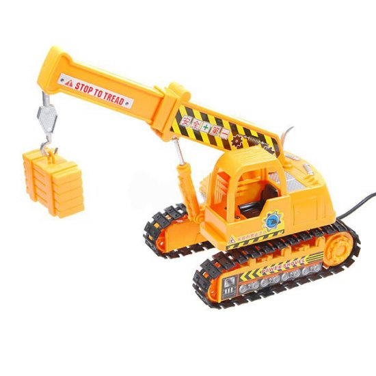 Wired Remote Controlled Crane Lift