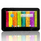 RuiQ A20 7.0'' Capacitive Screen Dual-Core Android 4.2.2 Tablet PC w/ 1GB RAM, 4GB ROM, HDMI - Black