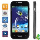 """Z7 Dual-Core Android 4.0 GSM Bar Phone w/ 4.0"""" Capacitive Screen, Quad-Band and Wi-Fi - Black"""